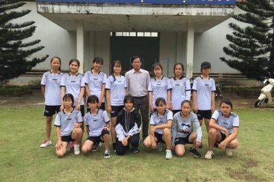 Học sinh tham gia Hội khỏe Phù Đổng huyện Ea Kar lần thứ XIV năm 2018